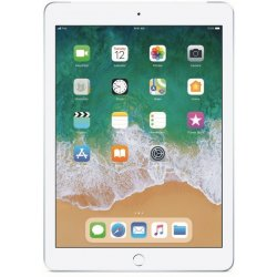 Apple iPad 9.7 (2018) Wi-Fi 128GB Silver MR7K2FD/A